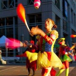 CircusSPARK Parade