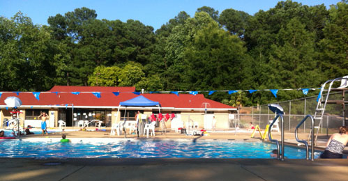 Ridge Road Pool
