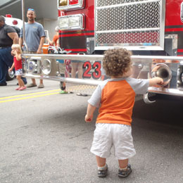 Touch a Truck!