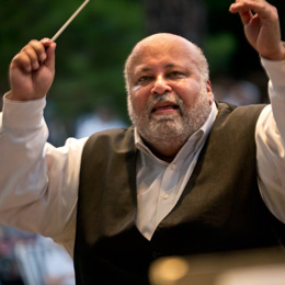 NC Symphony Conductor William Henry Curry