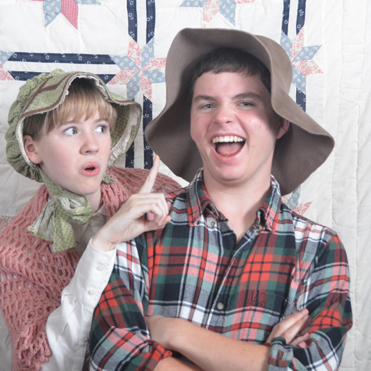 Jack-Tales: An Appalachian Adventure